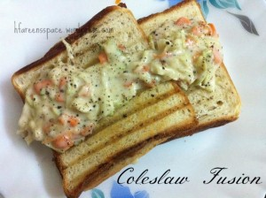 Coleslaw Fusion