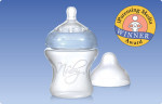 Nuby Natural Touch Feeding bottles