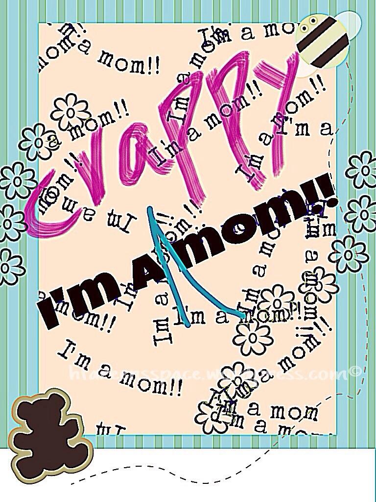 I'm A Crappy Mom!!
