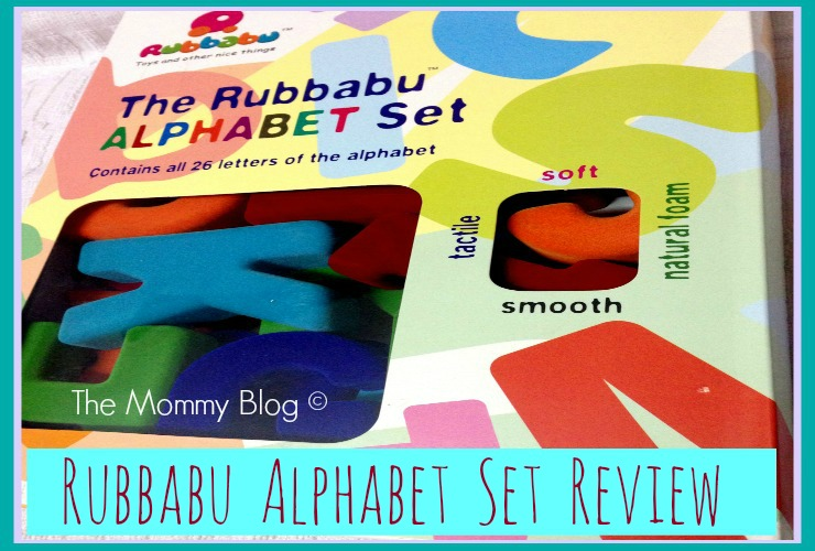 rubbabualphabetsetreview