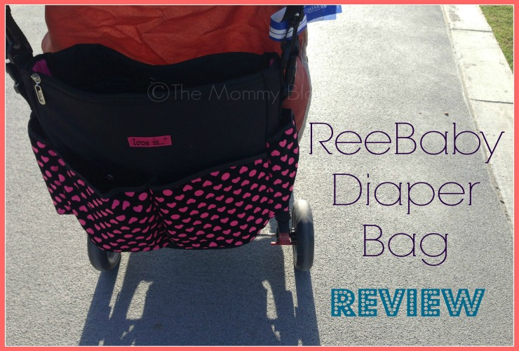 reebaby diaper bag review