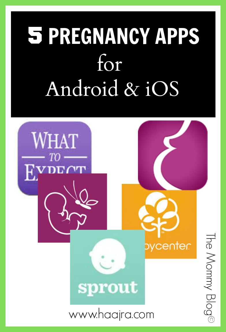 best pregnancy apps for iphone android