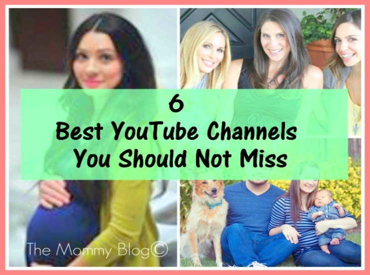must follow parenting youtube channels by mommy youtubers