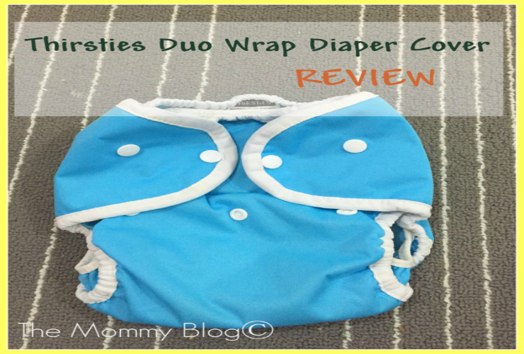 Cloth Diaper Review ~ Thirsties Duo Wrap Diaper Cover