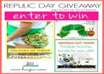 REPUBLIC DAY GIVEAWAY – EVERYONE WINS!! (CLOSED)