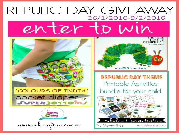 cloth diapers books activity printable giveaway india The Mommy Blog