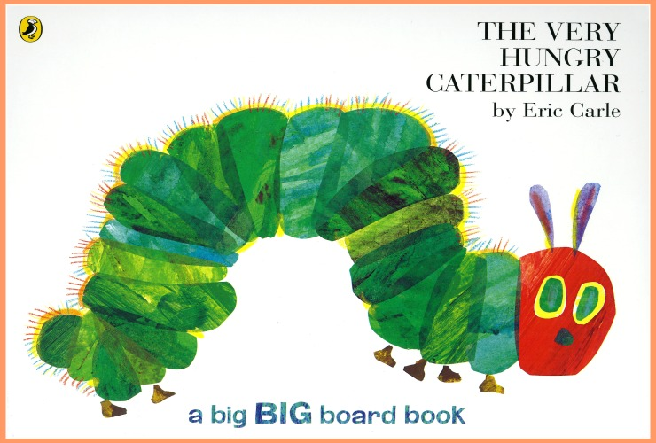 the hungry caterpillar giveaway india