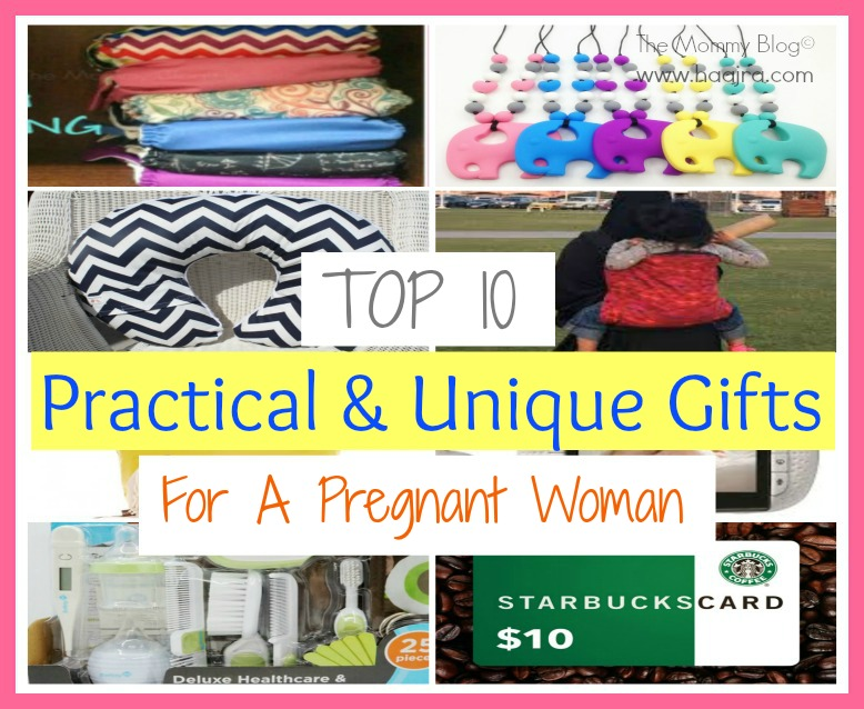Top 10 Practical & Unique Gifts For A Pregnant Woman