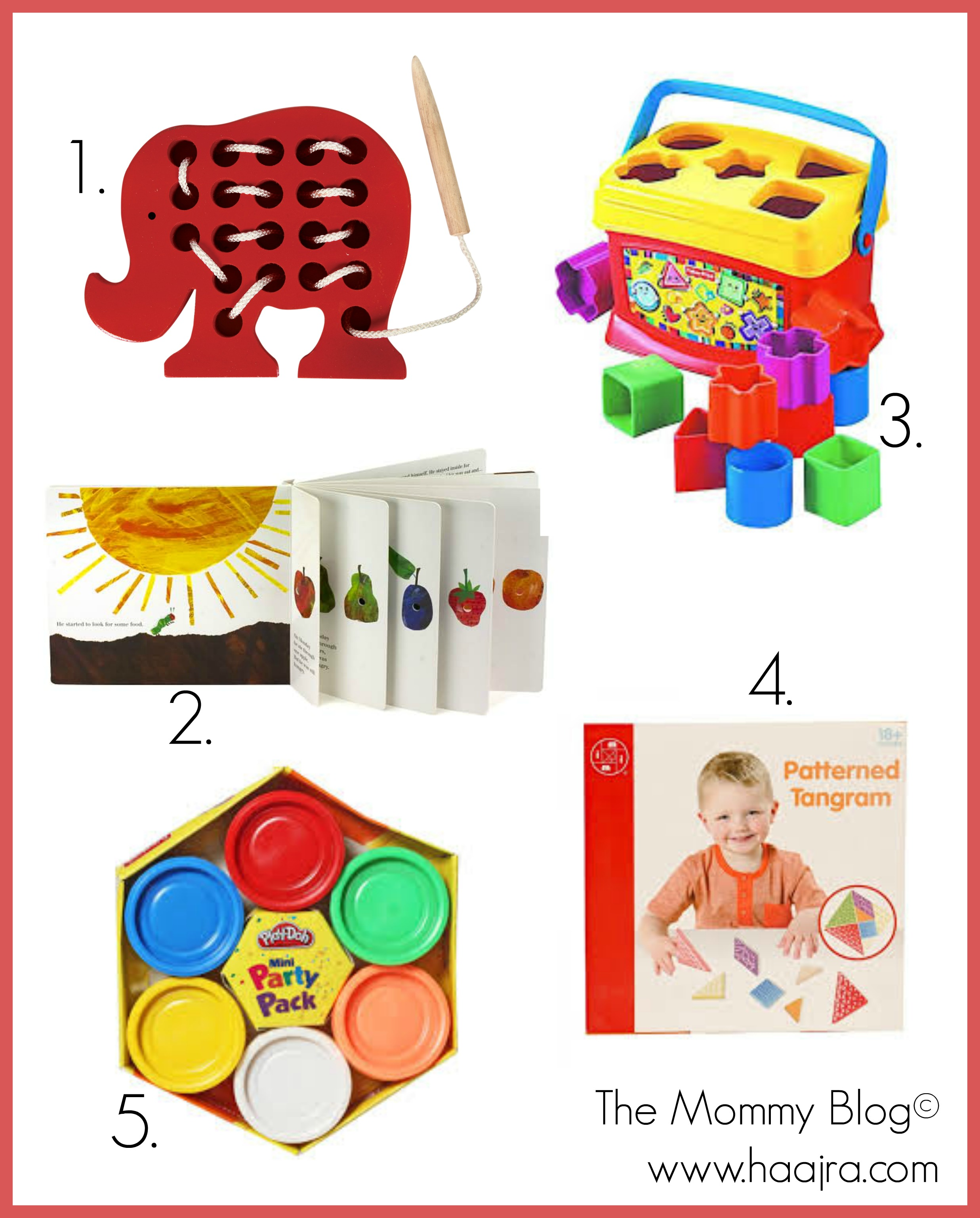 Battery free Gifts Idea for toddlers and preschoolers india
