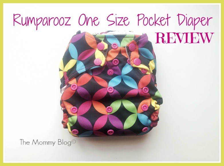 rumparooz pocket diaper one size review