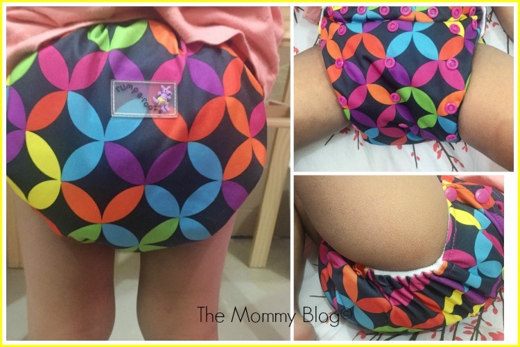 rumparooz pocket diaper review fit