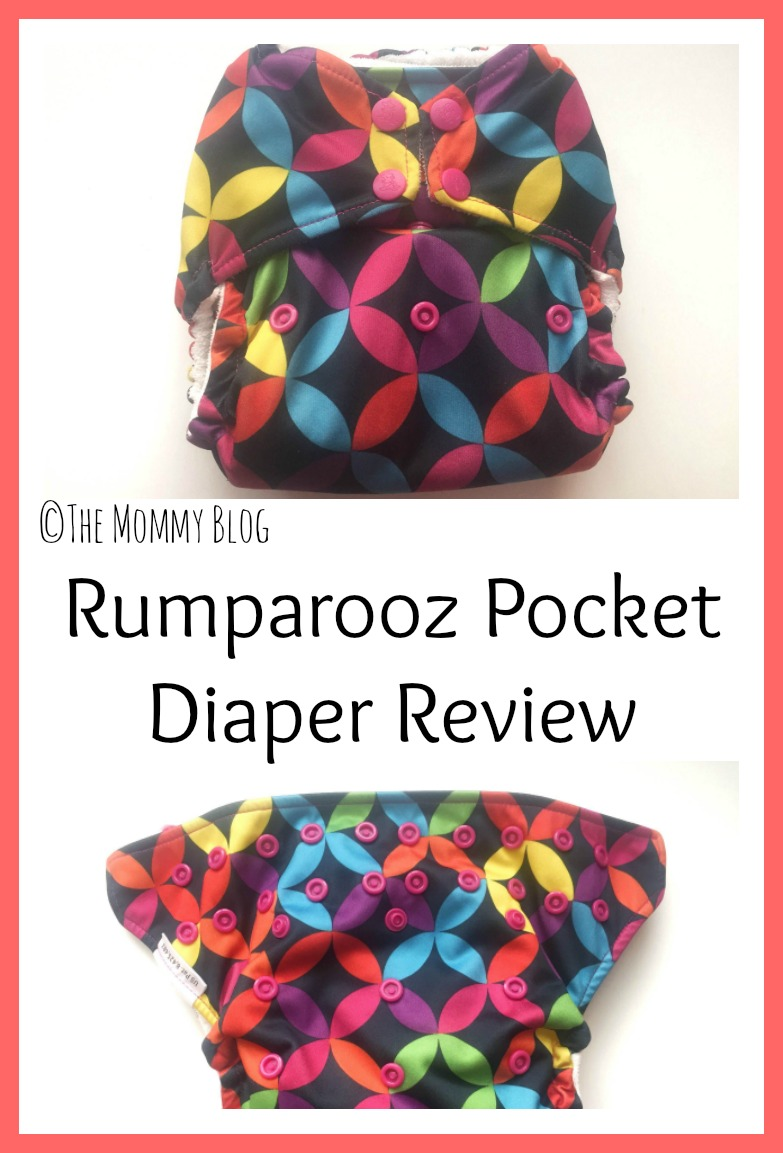 rumparooz pocket diaper review