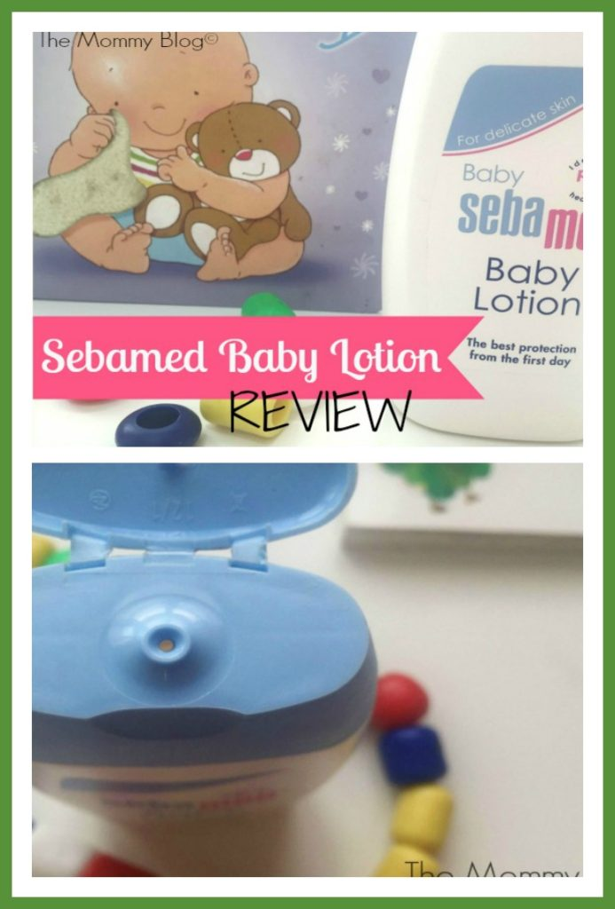 sebamed lotion review