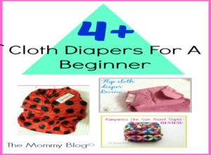 4+ Cloth Diapers For A Beginner