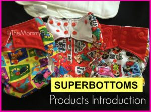 Superbottoms Cloth Diapers | Products Introduction