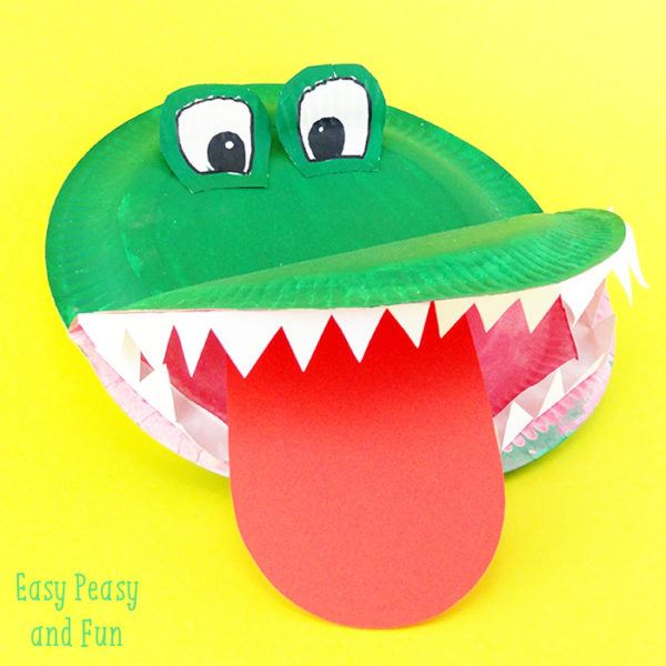 7 Easy Paper Plate Crafts To Make With Kids The Mommy Blog