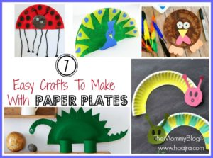 7 Easy & Quick Crafts To Make With Paper Plates
