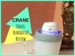 Crane Travel Ultrasonic Cool Mist Humidifier Review