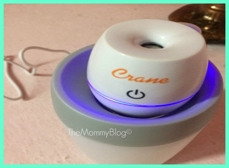 crane travel humidifer review