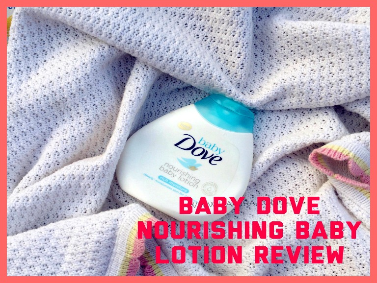 Baby Dove Nourishing Baby Lotion