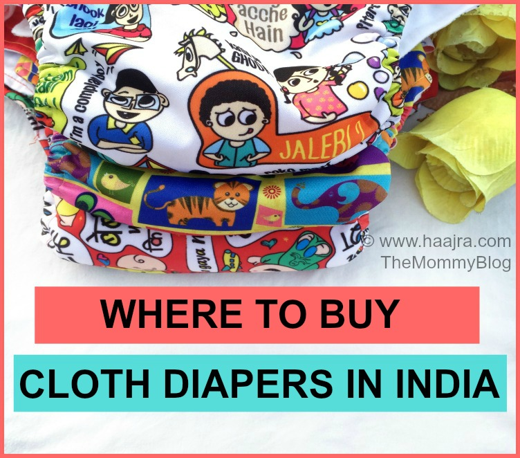 buy cloth diapers in india online