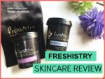 Freshistry Skincare Review