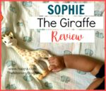 Sophie the Giraffe Teething Toy Review