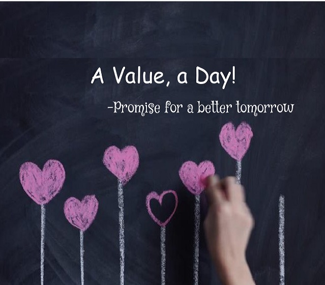 Teaching Values To Children – A Value, A Day