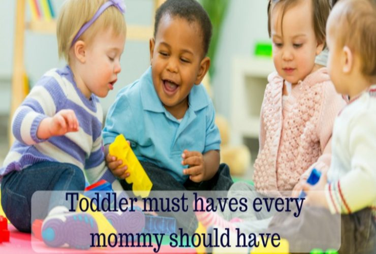 Top 10 Toddler Must-Haves Every Mommy Should Own