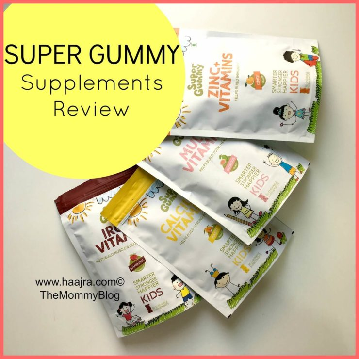 Super Gummy Supplements kids Review