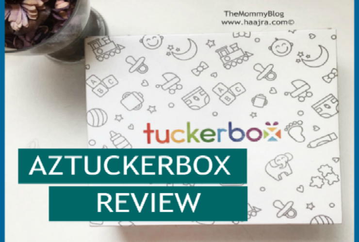 AZ Tuckerbox Kids Subscription Box Review
