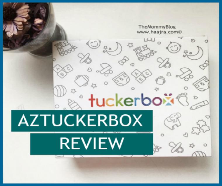 AZ Tuckerbox Kids Subscription Box Review