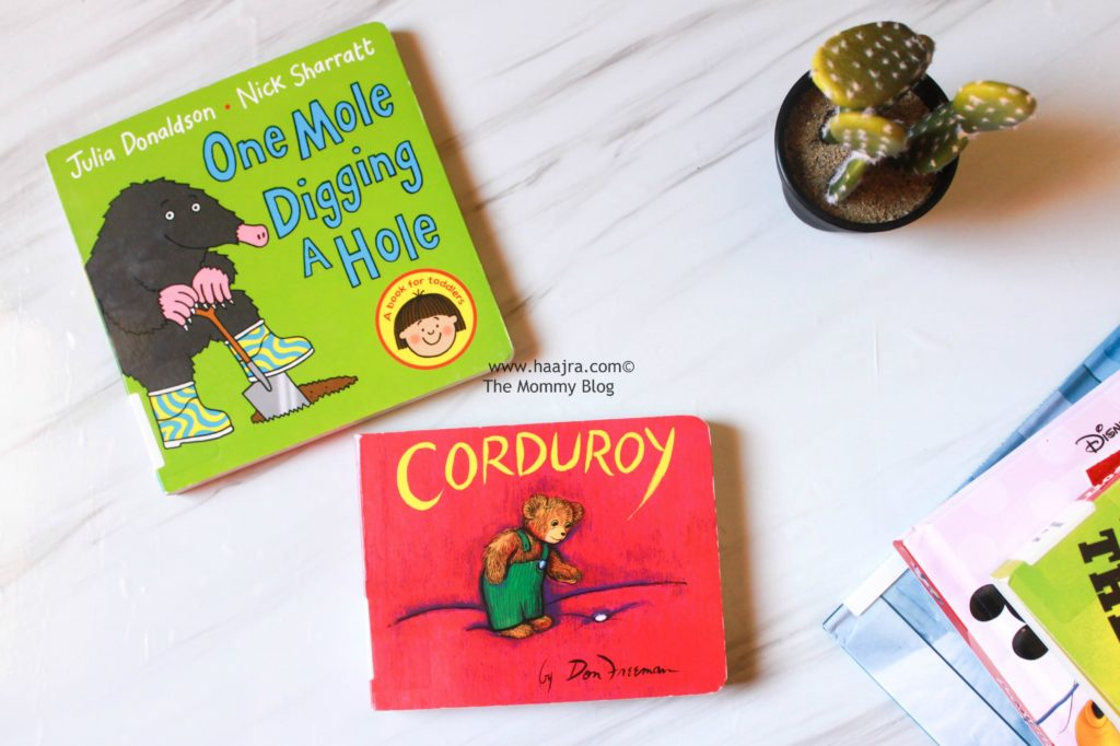 list of books for children