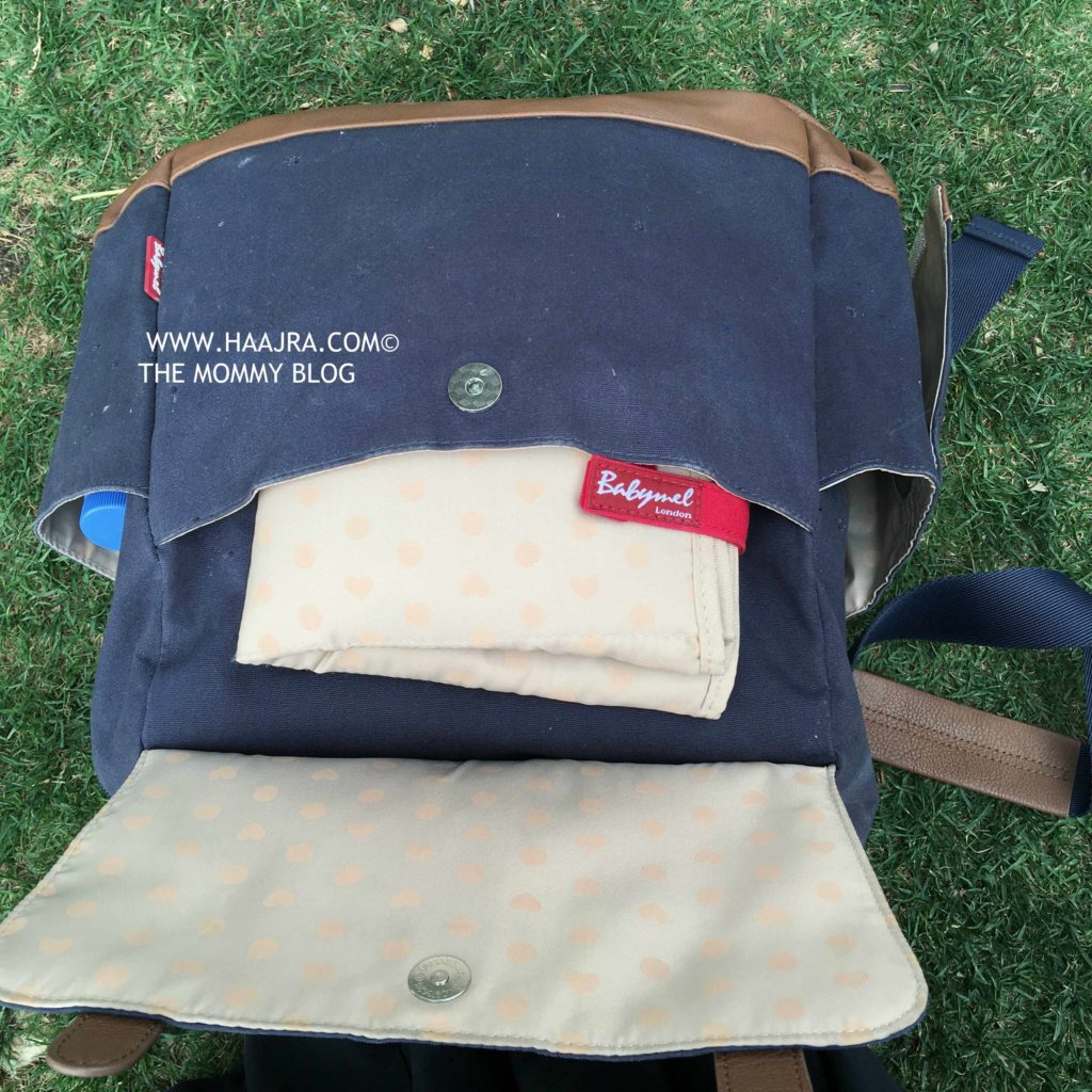 babymel diaper bag review