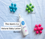 The Moms Co. Natural Baby Lotion Review