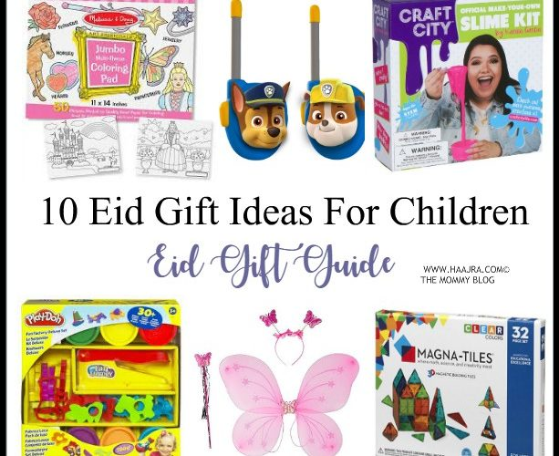 Top 10 Eid Gift Ideas For Children – Eid Gift Guide