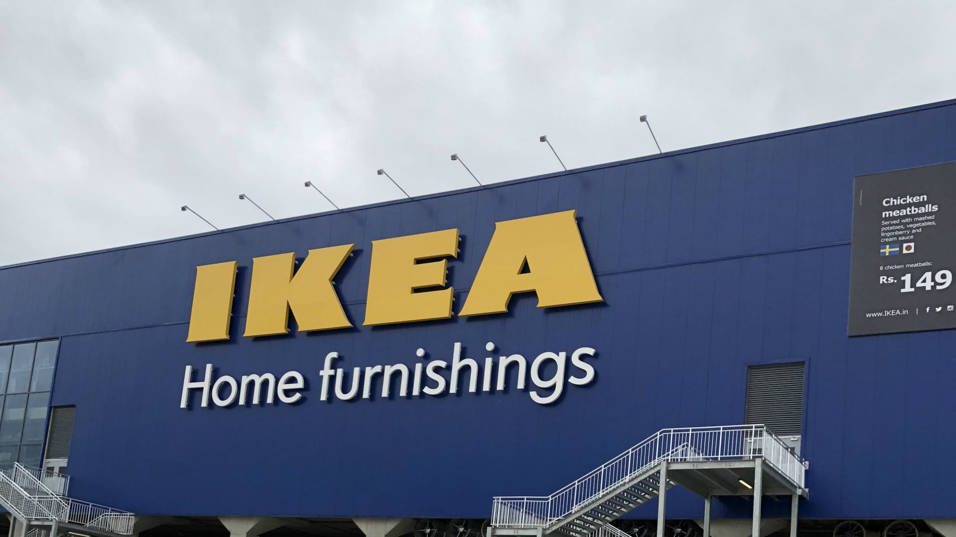 Kid-Free Lunch Date at IKEA India // Hyderabad