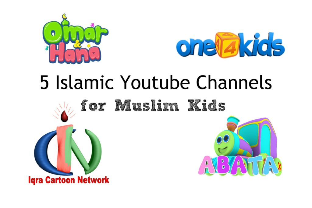 Islamic Cartoons for Muslim kids