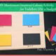 Montessori Inspired Activities for Toddlers #1 | Introducing Colours